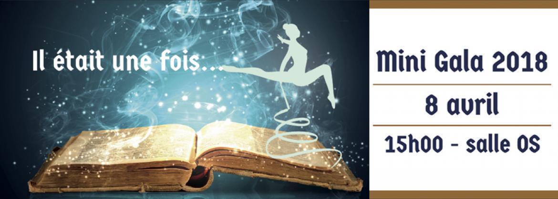 Mini-gala 2018 : contes et légendes