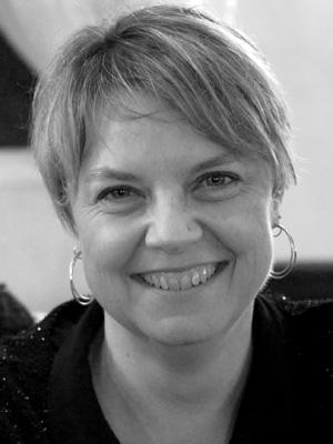 Christelle Leroux, trésorière - budget social