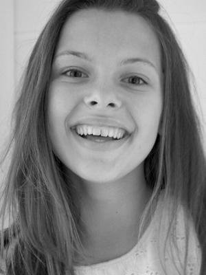 Charline Auffret, animatrice