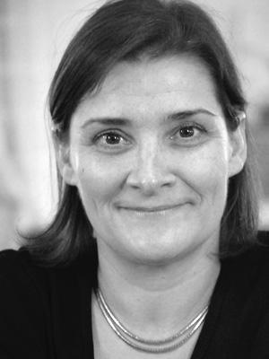 Evelyne Masclef, présidente
